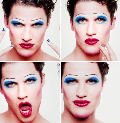 Darren en Hedwig.