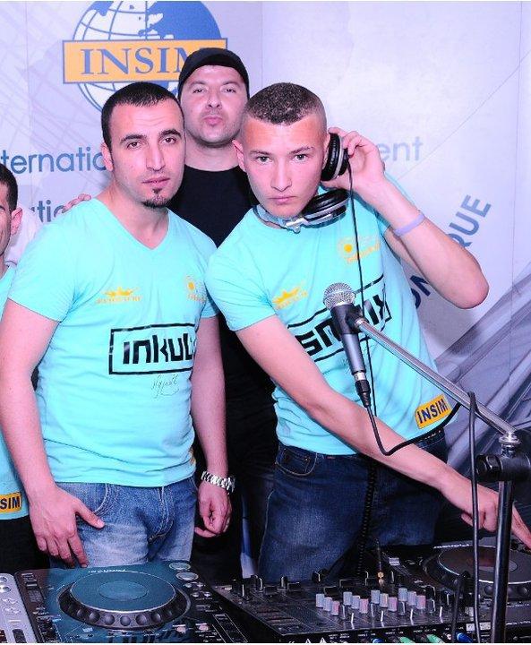 DJ SAMIX ft DJ INKUT & DJ BOSS!!! @ El kheima Club !
