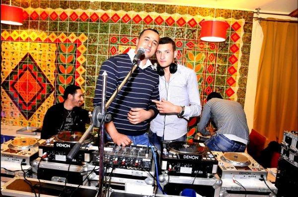 SAMIX live @ Safir mazafran zeralda 2012