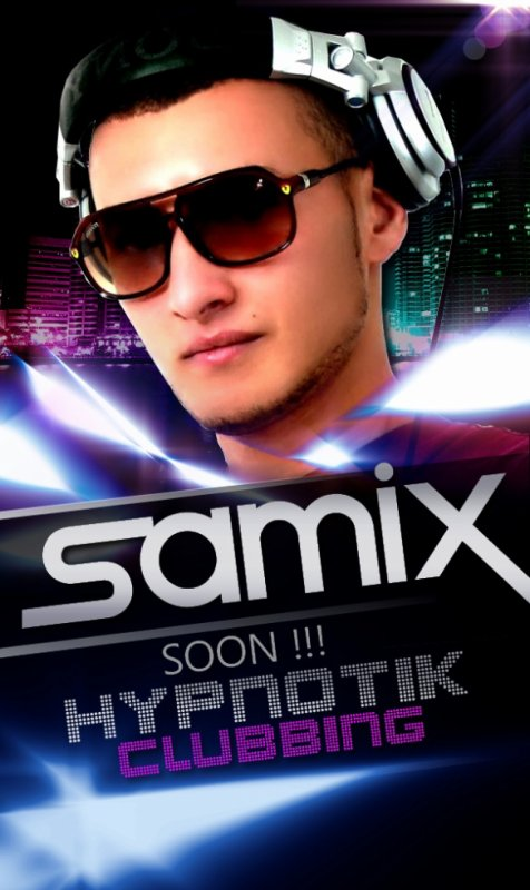 JOIN SAMIX ON FACEBOOK : Samy samix