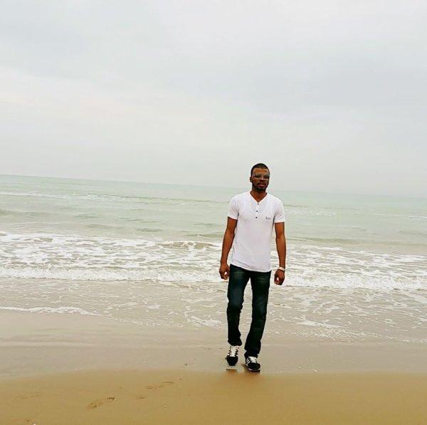 la plage de saaidia