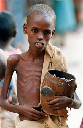 23 millions de personnes menacées par la faim en Afrique de l'est