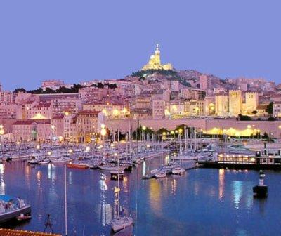 Plus Belle des villes Marseille , juste magique (l)