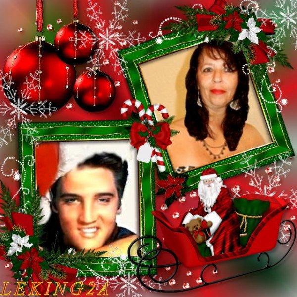 Elvis The King tres belle video  merci a mon grand ami leking2a bisous a toi
