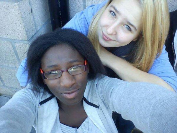 Moi et sarah line :-)