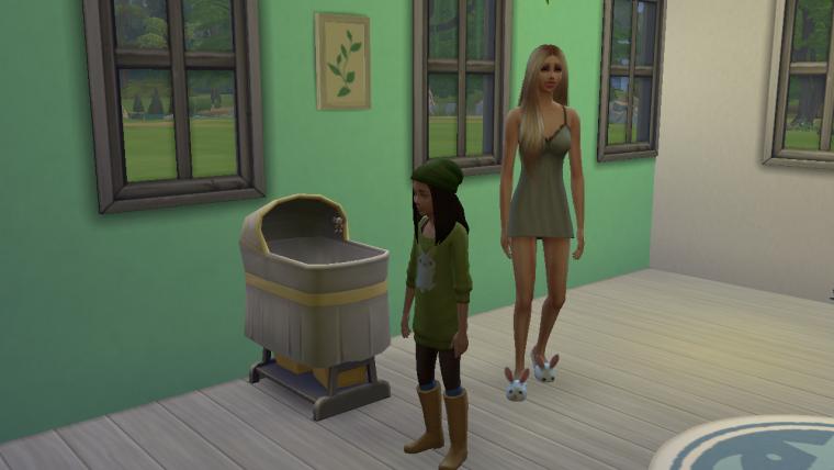 6 # Lola devient une enfant + Grossesse G2