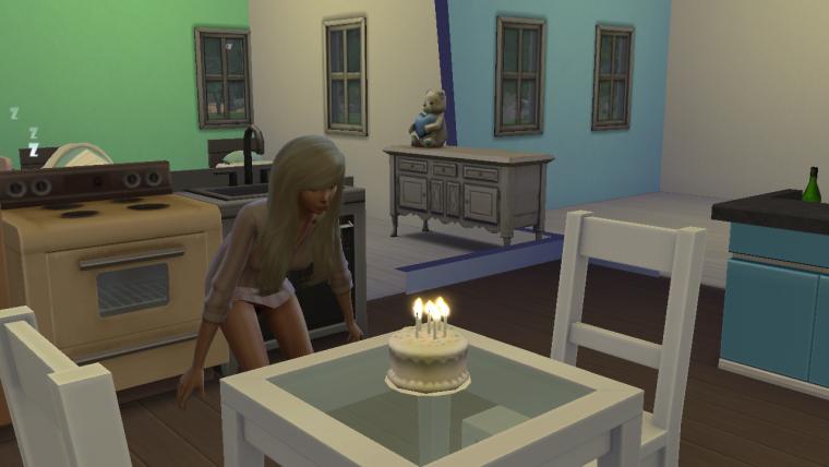 18 # Anniversaire d'Emilie et nouveau travail pour Noémie G2