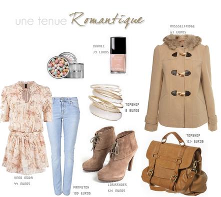 + T e n u e / L o o k une tenue selon différents styles