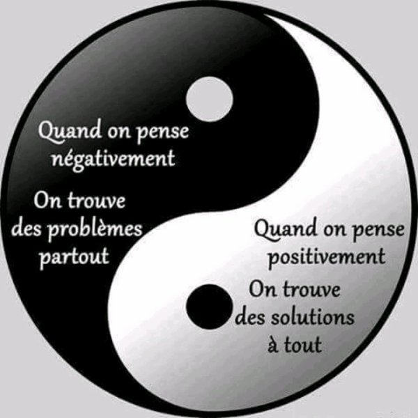 Positivement ?
