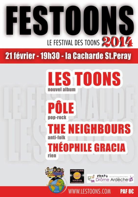 FESTOONS 2014 !!