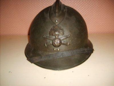 Blog de pierremilitaire page 13 blog de pierremilitaire sur l casque adrian dartillerie de la seconde guerre mondiale altavistaventures Choice Image