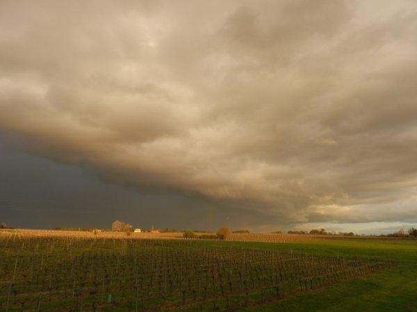 PHOTOS PERSO: Et aujourd'hui, la pluie...