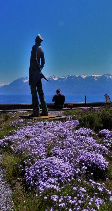 PHOTOS PERSO : P'tite virée en Suisse.