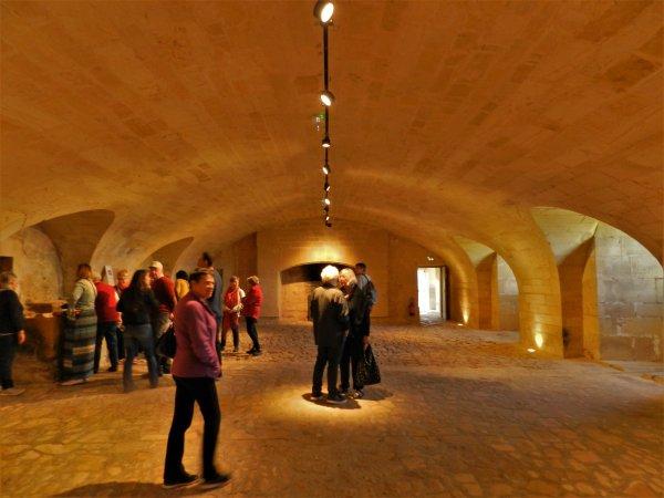 Virée touristico-chorale: Château de Biron