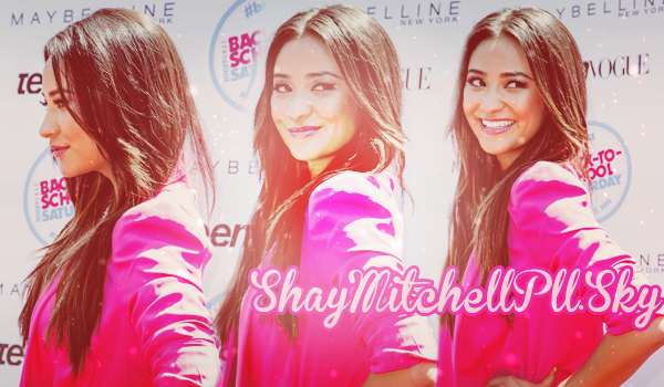 ✖ Welcome To ShayMitchellPll, ta source sur Shay Mitchell ✖