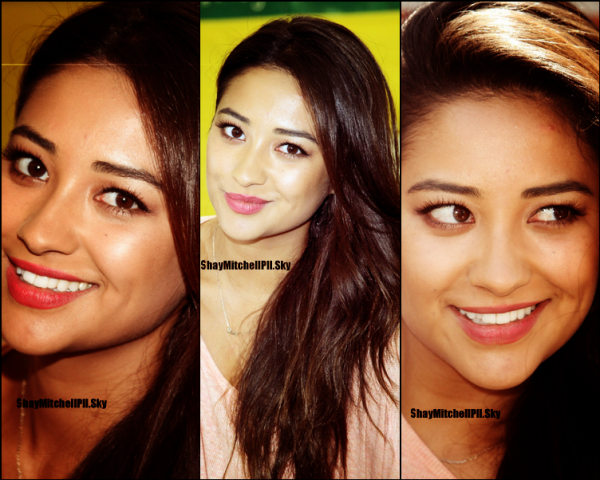 ► Rattrape des News! ◄ ✖ 17/04/13 Shay au Chateau Marmont en West Hollywood. + Photo PROMO Shoot PLL Saison 4! + Une vidéo + Shay joint 'Girl Power Day' pour l'Ascension d'une école Catholique à Los Angeles + Des photos PROMO + Une vidéo ✖