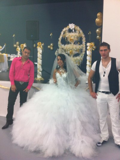 yo , la novia y samuel