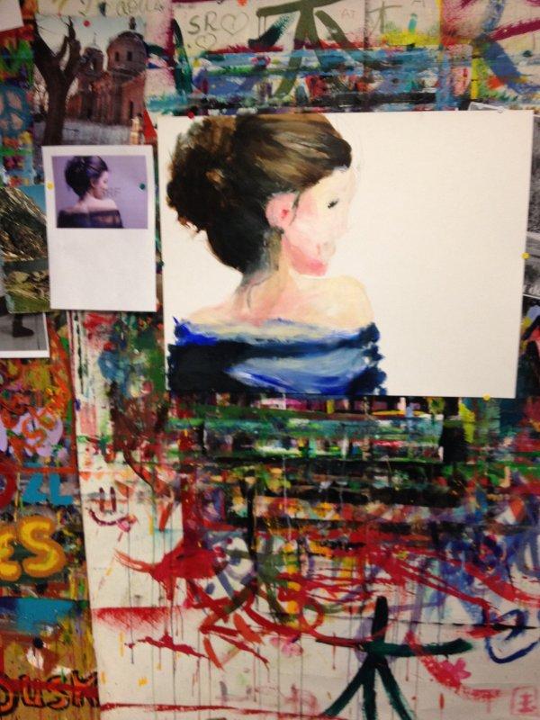 Essaie de peinture ^^
