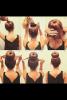 coiffure rapide :)