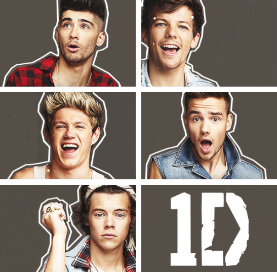 Page sur les One Direction !!! :)