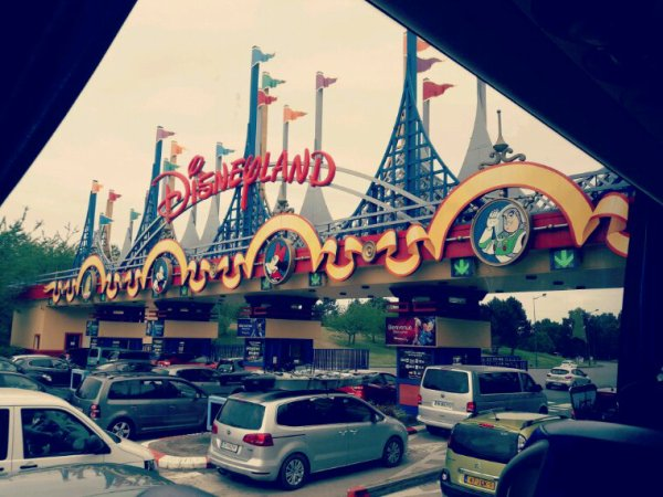 Disneylande paris