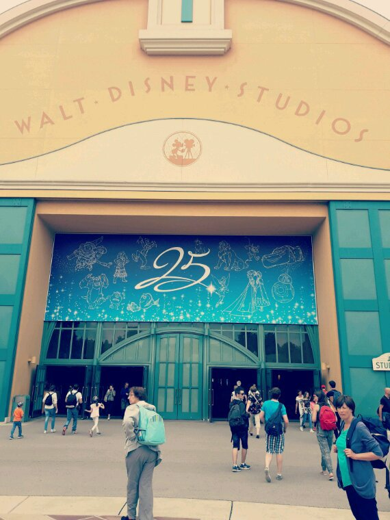 Disneylande 25 ans