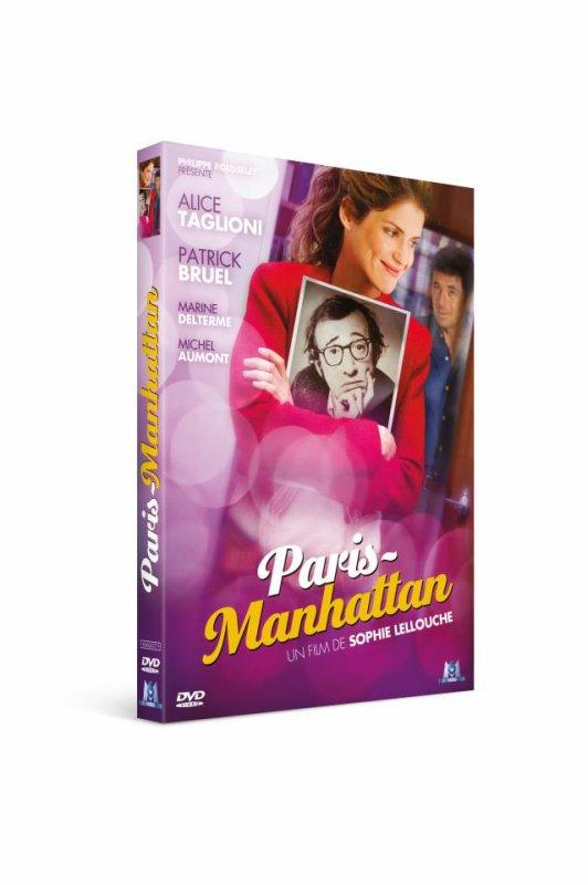 Paris Manhattan disponible en DVD