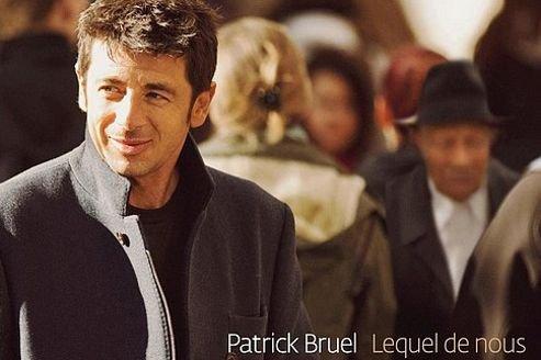Patrick Bruel : un disque délicat