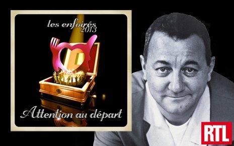 """Découvrez le nouveau single des Enfoirés : """"Attention au départ"""" avec RTL"""