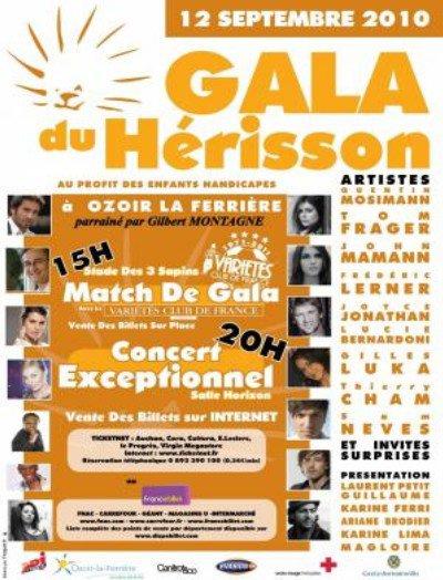 Gala du Hérisson