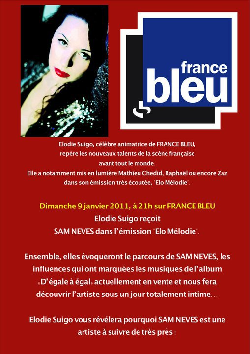 FRANCE BLEU NATIONAL