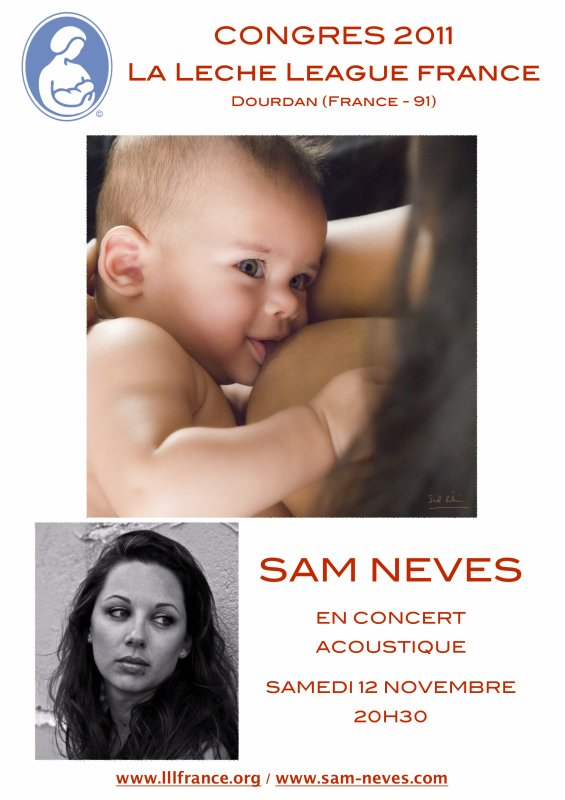 CONCERT POUR LA LECHE LEAGUE