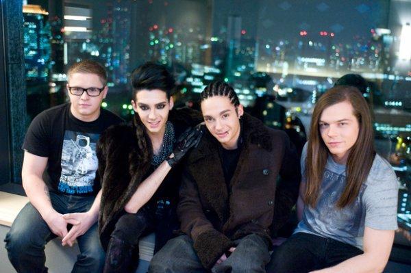 Letzten-Mal-Zusammen Tokio Hotel - Der Letzte tag