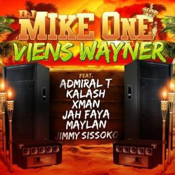 DJ_SKY_974 -DJ_MIKE_ONE_VIENS_WAYNER_VRS_MAXIIIIIIIIIIIII_DJ_SKY_2011 (2011)