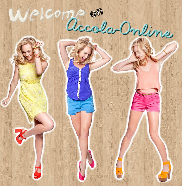* * Welcome on Accola-Online ! * *