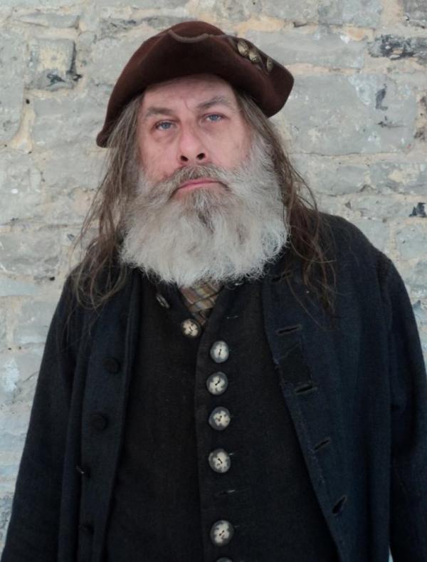 Mon costume pour le tournage des Visiteurs 3 à Namur.