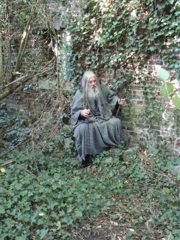 """On me surnomme """"Gandalf"""""""