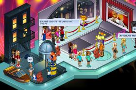 Fashion show avec Mya