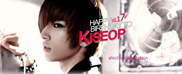 Happy Ki Seop !!