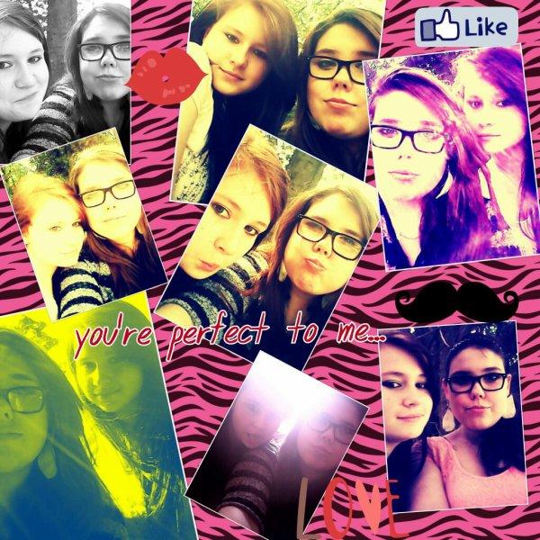 Une meilleure amie, c'est une soeur que la vie n'as pas pu vous donner