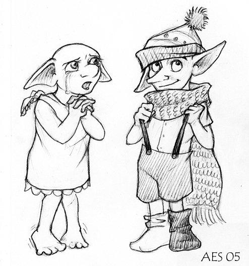 Tu es un elfe libre toi aussi !