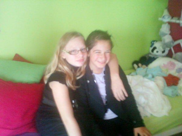 madeline et me