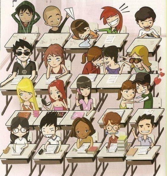 MA CLASSE LOL