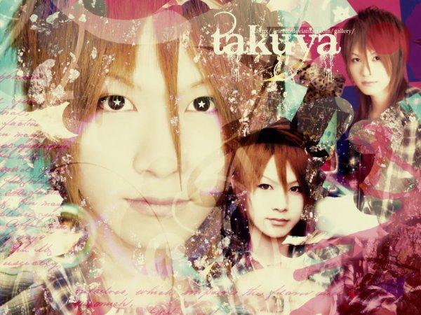 Takuya (たくや) [ Actuellement guitariste de Piko ] (guitare)