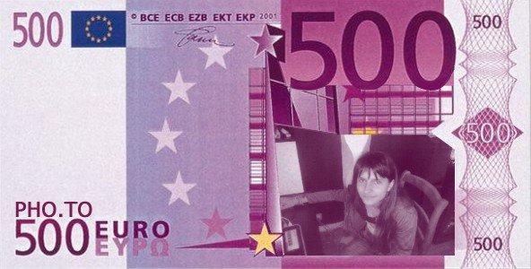 billet 500 euros