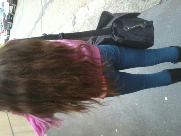 mes cheveux mdr