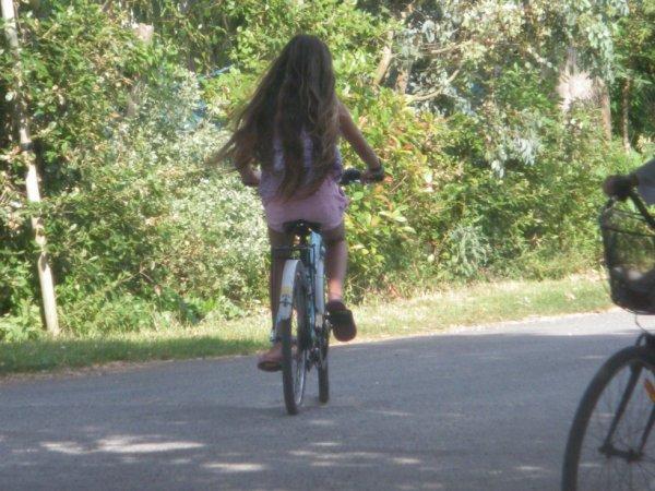 moi a vélo