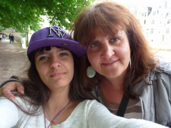ma mere et moi =)