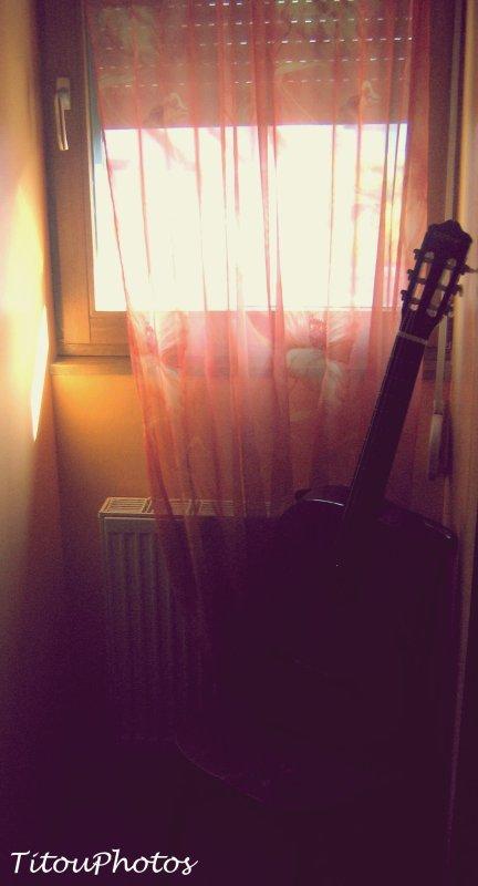 Le coin d'la chambre .