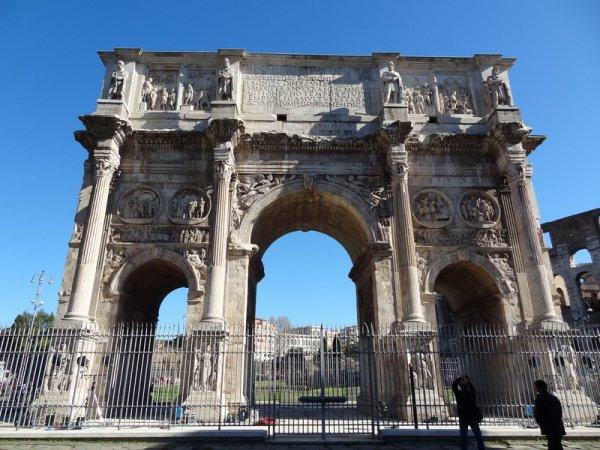 Mon séjour à Rome